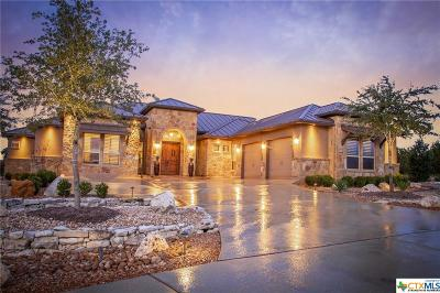 New Braunfels Single Family Home For Sale: 6110 Keller Ridge