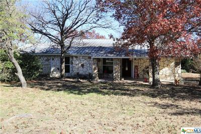 Copperas Cove Single Family Home For Sale: 945 County Road 4810