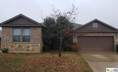 Killeen Single Family Home For Sale: 6809 Alvin Drive