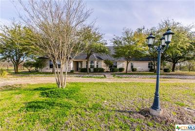 Temple, Belton Single Family Home For Sale: 6170 Fm 2086