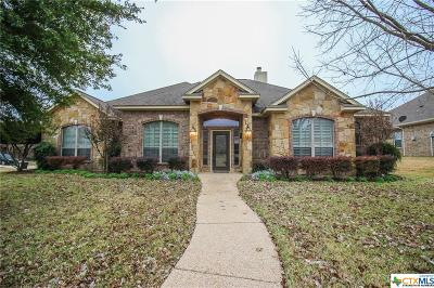 Temple Single Family Home For Sale: 2205 Pheasant Run
