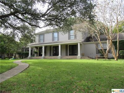 New Braunfels Single Family Home For Sale: 417 Saddle Tree