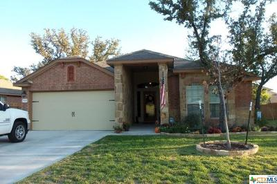 Killeen  Single Family Home For Sale: 5310 English Oak
