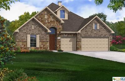 New Braunfels Single Family Home For Sale: 1414 Village Inn