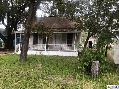New Braunfels Single Family Home For Sale: 2074 Michigan Street