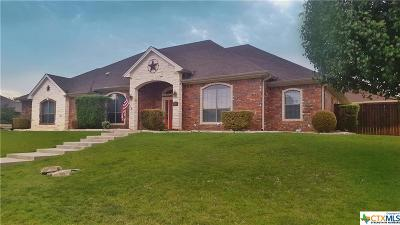 Nolanville Single Family Home For Sale: 5014 Meadow Oaks Drive