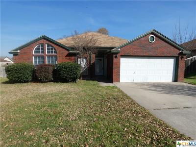 Copperas Cove Single Family Home For Sale: 907 Saratoga