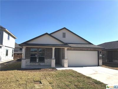 Temple Single Family Home For Sale: 6211 Stonehaven Drive