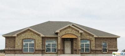 Killeen Single Family Home For Sale: 8211 Steppington