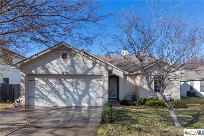 Williamson County Single Family Home For Sale: 1405 Waterfall Avenue
