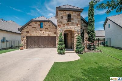 New Braunfels TX Single Family Home For Sale: $639,000