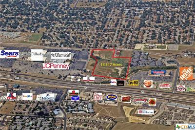 Killeen TX Residential Lots & Land For Sale: $3,117,247