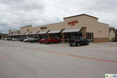 Copperas Cove Commercial For Sale: 175-185 W Bus Hwy 190