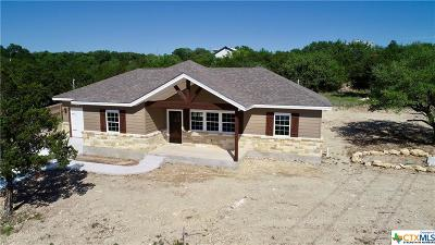 Canyon Lake Single Family Home For Sale: 1012 Roadrunner Lane