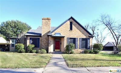 Temple Single Family Home For Sale: 1501 N 5th