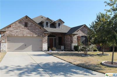 Bell County Single Family Home For Sale: 5121 Shale Rock Run