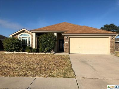 Copperas Cove Single Family Home For Sale: 2411 Vernice