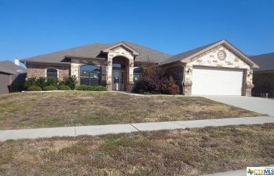 Killeen Single Family Home For Sale: 2701 Legacy