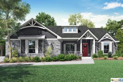 Salado Single Family Home For Sale: 4201 Big Brooke Drive Drive