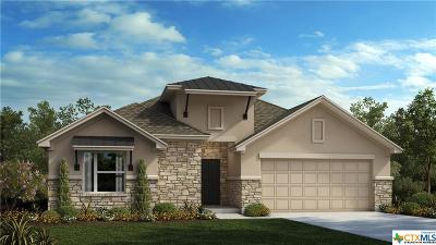 New Braunfels TX Single Family Home For Sale: $391,990