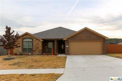 Killeen Single Family Home For Sale: 3700 Rudolph Drive