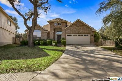 San Antonio Single Family Home For Sale: 15354 Nesting Way