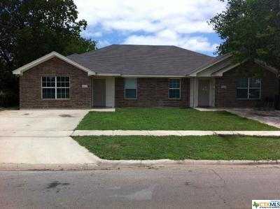 Killeen Multi Family Home For Sale: 401 Adams