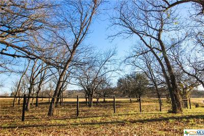 Coryell County Residential Lots & Land For Sale: Tbd-1 County Road 274