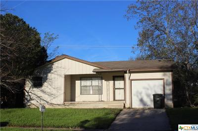 Killeen Single Family Home For Sale: 905 Houston