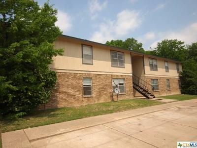 Harker Heights Multi Family Home For Sale: 1000 Harley