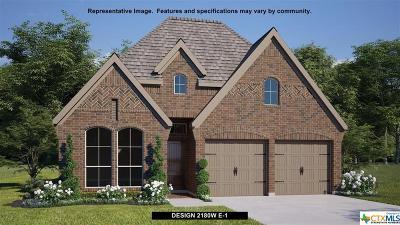 San Antonio Single Family Home For Sale: 8434 Flint Cove