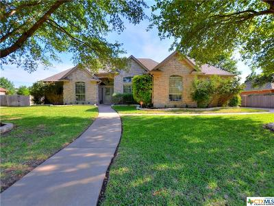 Salado Single Family Home For Sale: 107 Tallwood