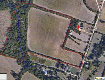 Bell County Residential Lots & Land For Sale: Tbd Gun Club