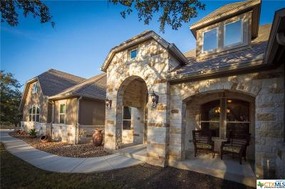 New Braunfels Single Family Home For Sale: 696 San Marcos