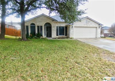 Harker Heights Single Family Home For Sale: 117 Mission