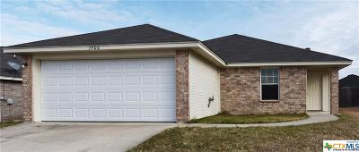 Killeen Single Family Home For Sale: 3900 Captain Drive