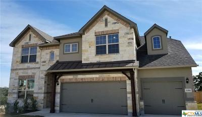 New Braunfels Single Family Home For Sale: 1184 Limestone Way