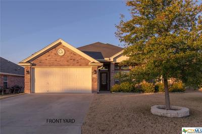 Harker Heights Single Family Home For Sale: 1128 Chaucer Lane