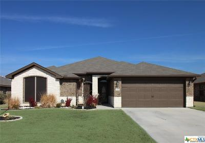 Copperas Cove Single Family Home For Sale: 3418 Horizon Street