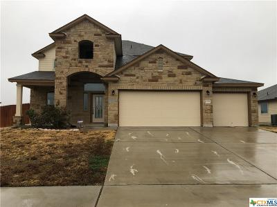 Copperas Cove Single Family Home For Sale: 1209 Hogg
