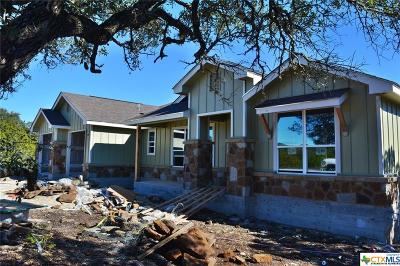 Canyon Lake TX Single Family Home For Sale: $289,900