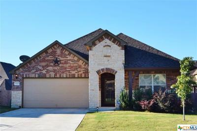 Harker Heights Single Family Home For Sale: 840 Olive Lane