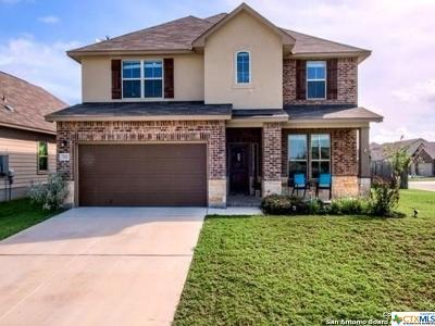 New Braunfels TX Single Family Home For Sale: $305,000