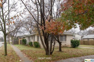 Killeen Single Family Home For Sale: 710 N 12th Street