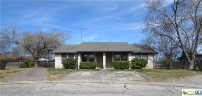 Comal County Multi Family Home For Sale: 1523/1525 Shannon Cir.