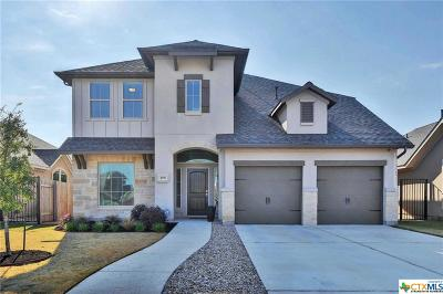 Williamson County Single Family Home For Sale: 408 Cortona
