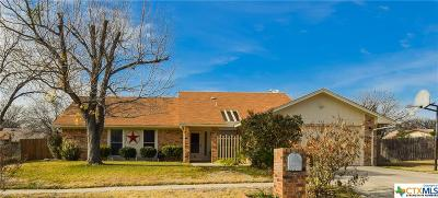 Killeen Single Family Home For Sale: 205 Petunia Circle
