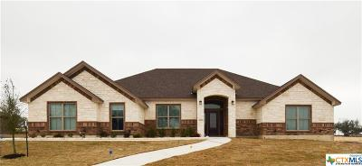 Nolanville TX Single Family Home For Sale: $373,900