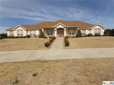 Killeen TX Single Family Home For Sale: $600,000