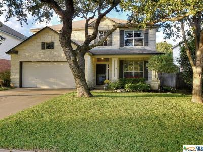 Williamson County Single Family Home For Sale: 3768 Turetella